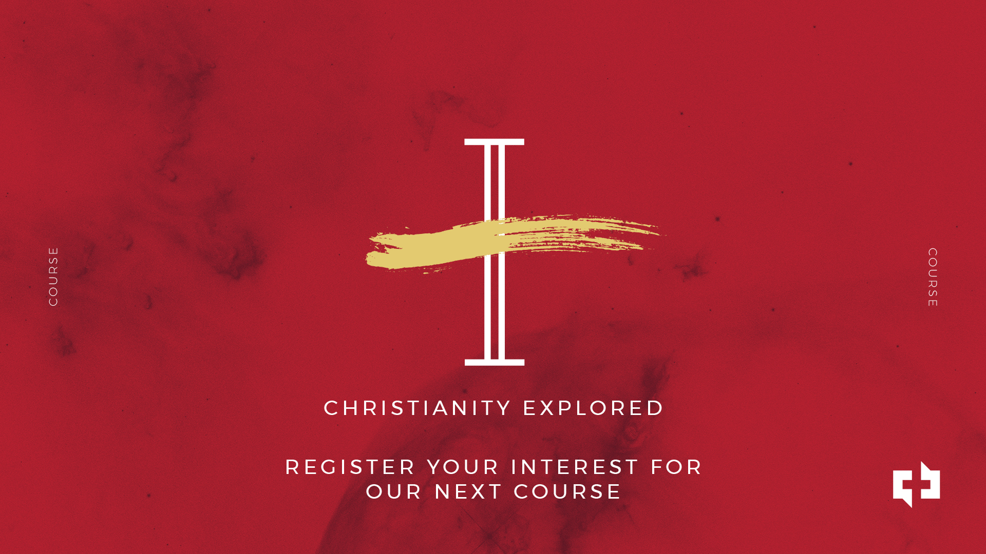 Christianity Explored-Register Interest