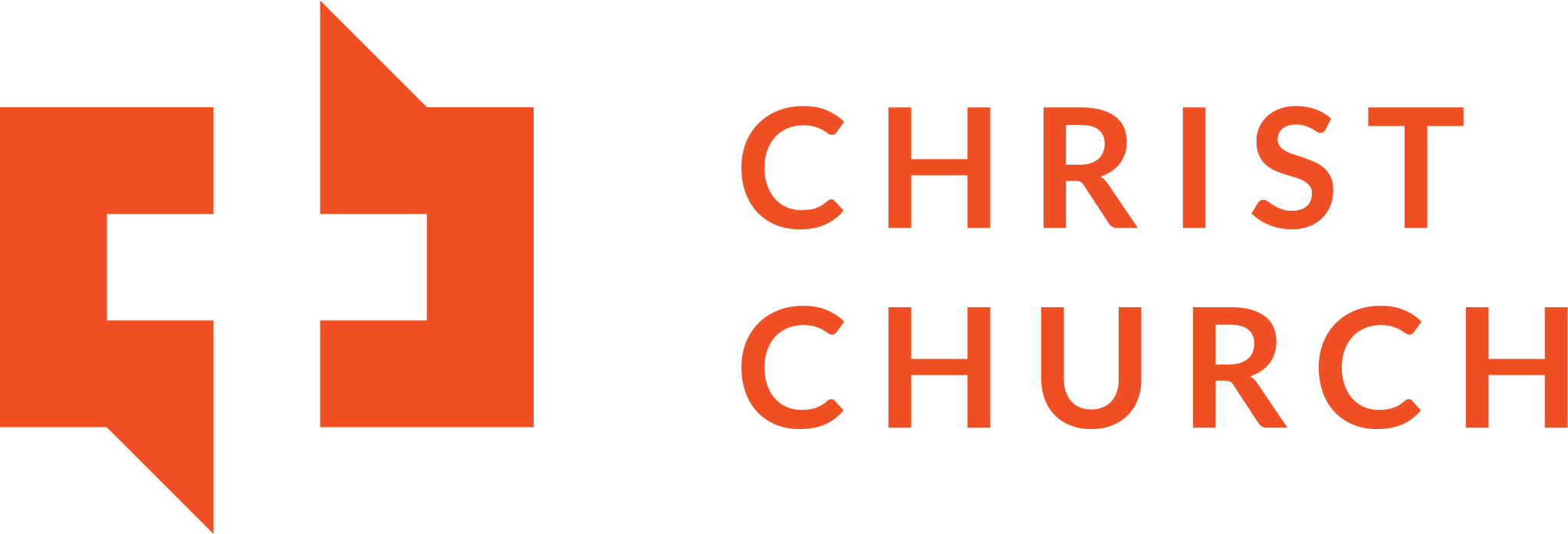 Christ Church logo_Orange