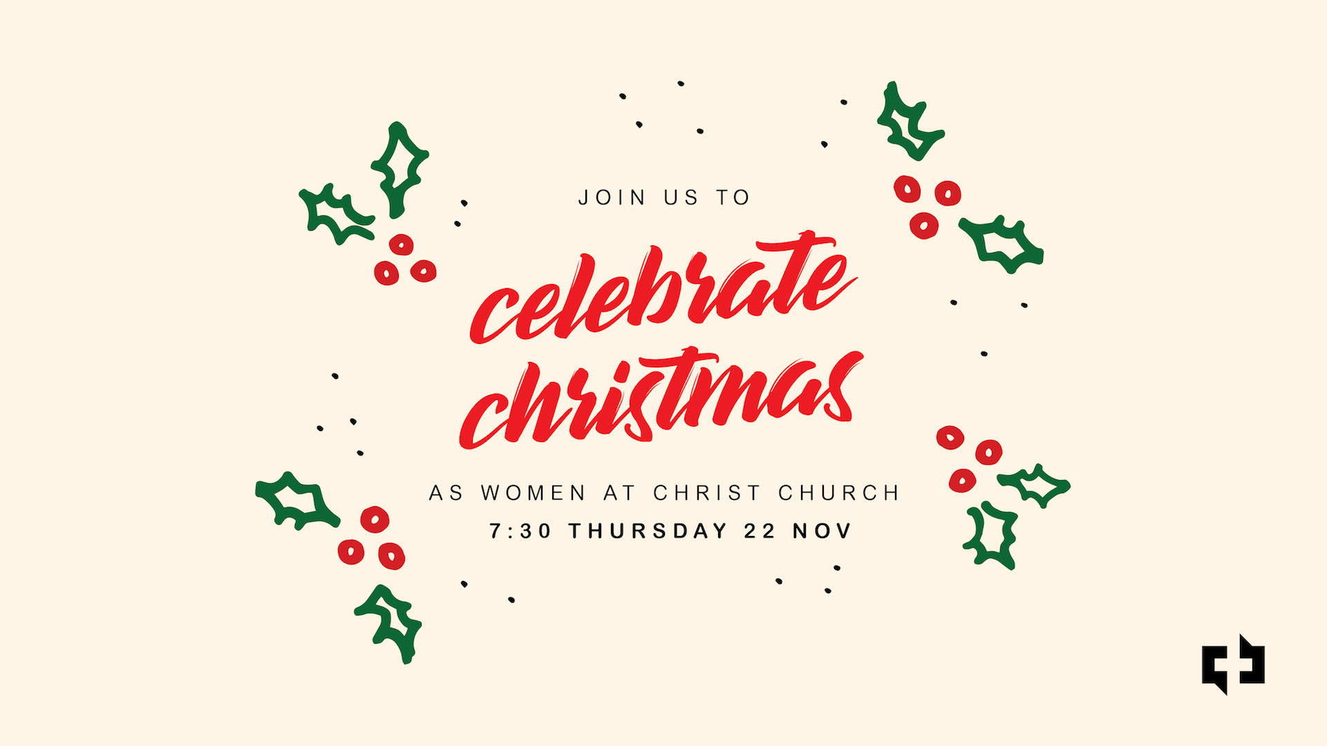 Christmas Event.Women S Christmas Event Christ Church