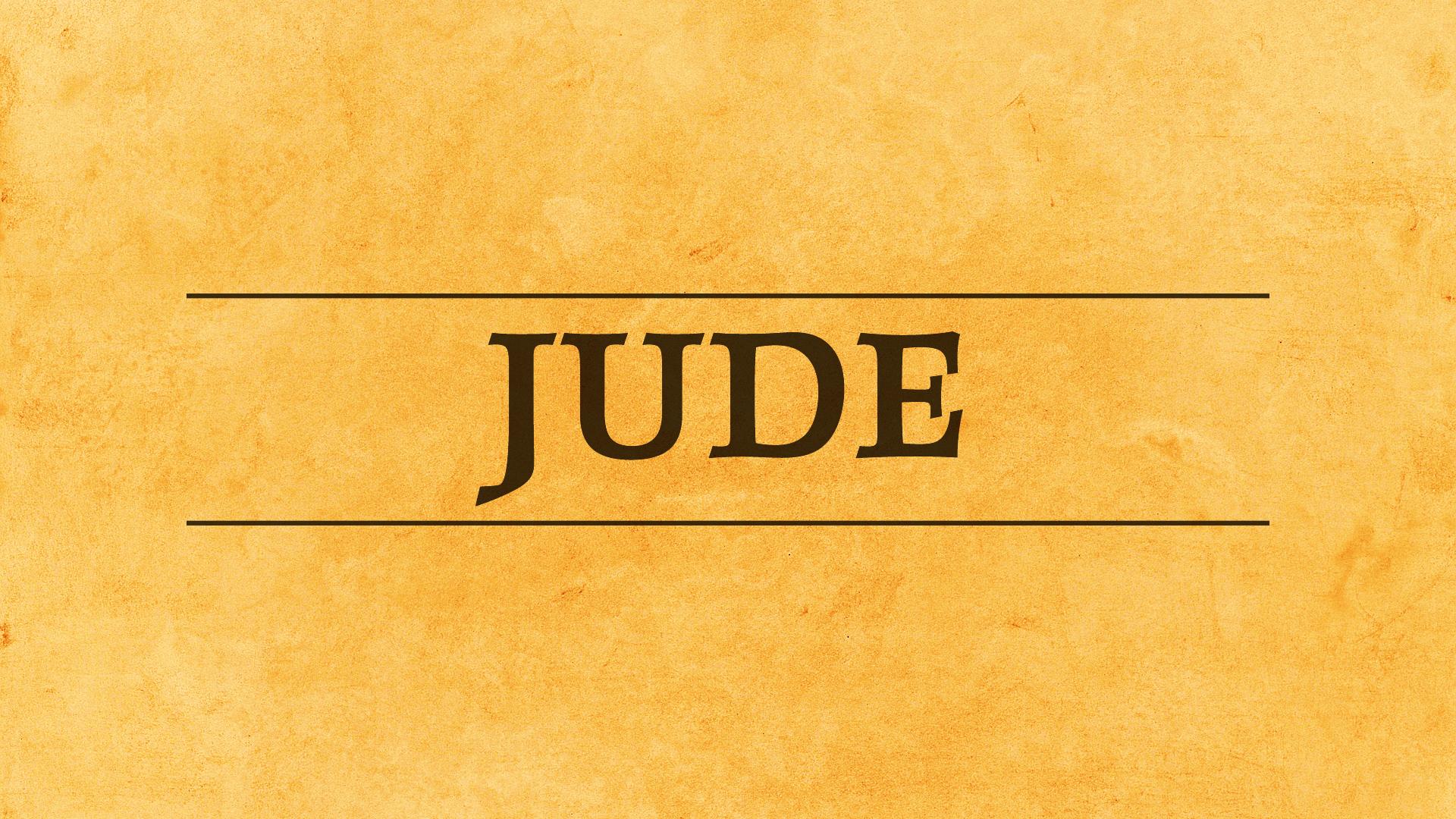Jude 17-25