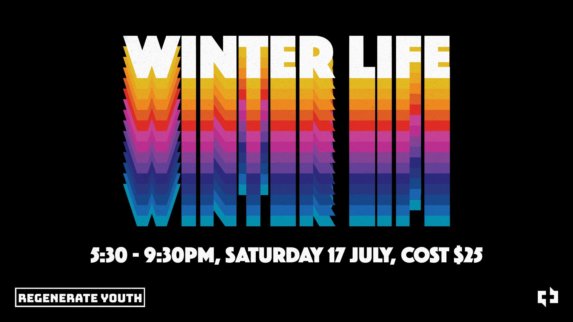 Winter Life 2021 Website