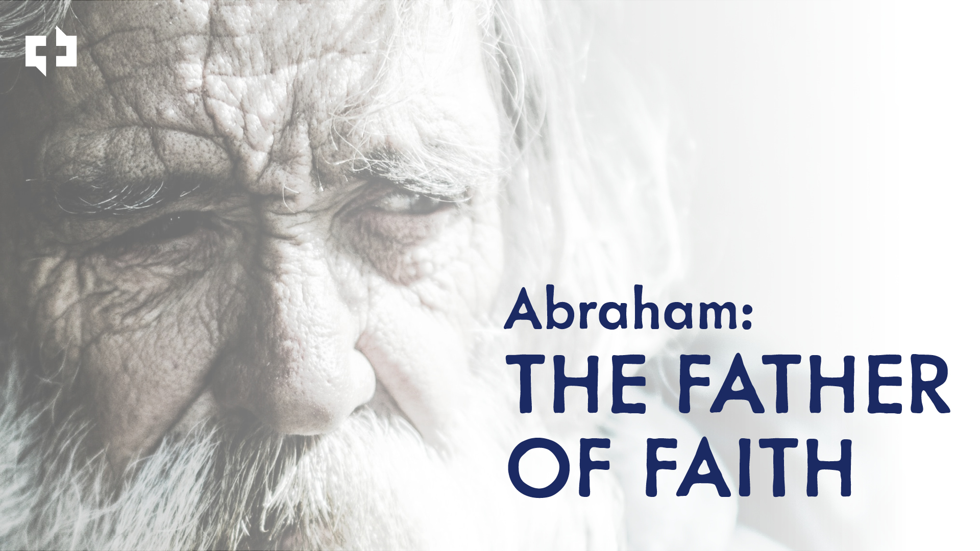 Father of Faith Graphic Website