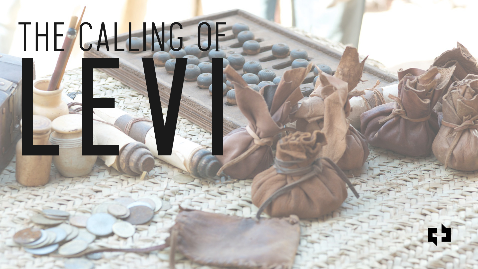 The Calling of Levi Slides 1